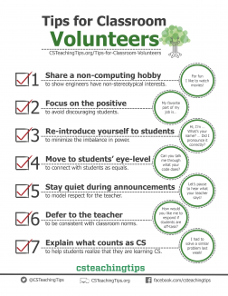 thumbnail of pdf for classroom volunteers